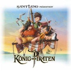 König der Piraten Bd.1 (2 Audio-CDs) - Santiano