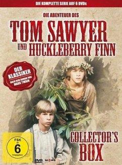 Tom Sawyer & Huckleberry Finn - Collector's Box Collector's Box