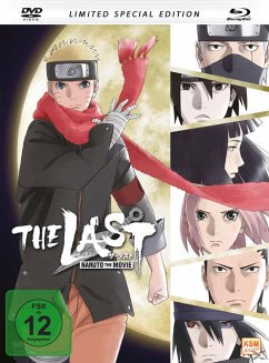 The Last: Naruto The Movie Limited Special Edition