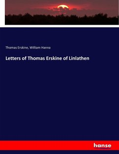 9783743315938 - Erskine, Thomas / Hanna, William: Letters of Thomas Erskine of Linlathen - Buch