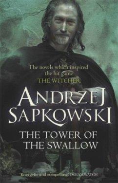 The Tower of the Swallow - Sapkowski, Andrzej
