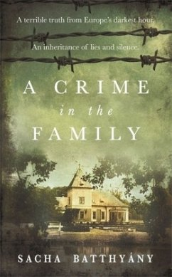 A Crime in the Family - Batthyany, Sacha