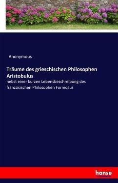 Träume des grieschischen Philosophen Aristobulus