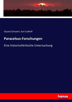 Paracelsus-Forschungen