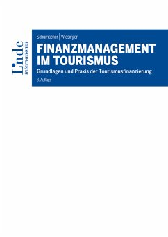 Finanzmanagement im Tourismus (eBook, PDF)