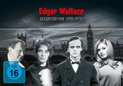 Edgar Wallace Gesamtedition (1959-1972) (33 Discs)