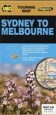 Sydney to Melbourne 1 : 1 175 000