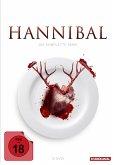 Hannibal - Die komplette Serie (12 Discs)