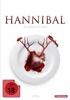 Hannibal/Staffel 1-3/Gesamtedition DVD-Box - Mikkelsen,Mads/Dancy,Hugh