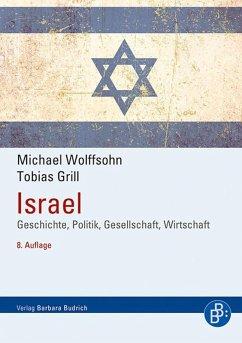 Israel (eBook, PDF) - Wolffsohn, Michael; Grill, Tobias