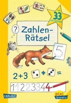 Zahlen-Rätsel / Pixi kreativ Bd.83