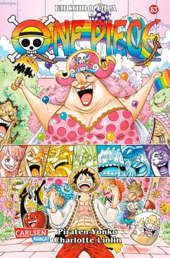 One Piece Bd.83