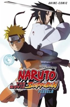 Fesseln / Naruto the Movie Shippuden Bd.5