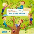 Verse für Kleine: Das ist der Daumen ... / Hör mal Bd.23