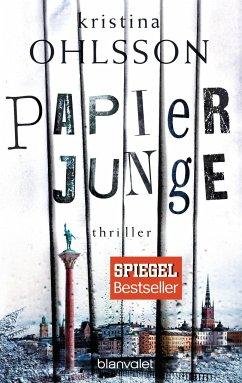 Papierjunge / Fredrika Bergman Bd.5 - Ohlsson, Kristina