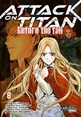 Attack on Titan - Before the Fall Bd.8