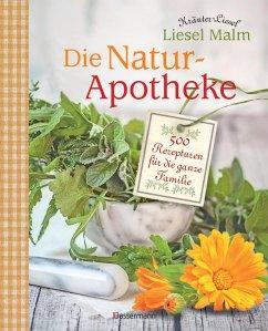 Die Natur-Apotheke - Malm, Liesel