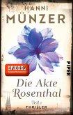 Die Akte Rosenthal 1 / Seelenfischer Tetralogie Bd.2