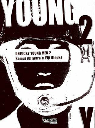 Buch-Reihe Unlucky Young Men