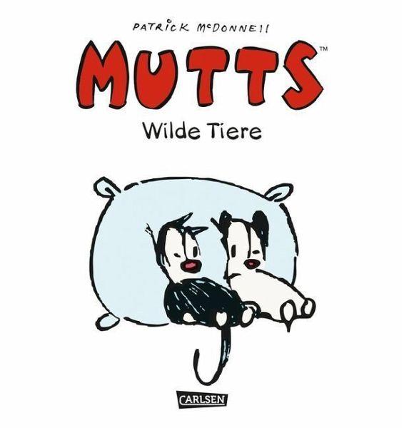 Buch-Reihe Mutts