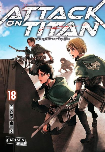 Attack on Titan Bd.18