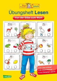 Conni Gelbe Reihe: Übungsheft Lesen - Sörensen, Hanna
