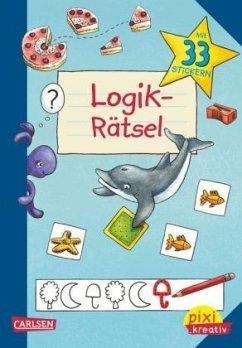 Logik-Rätsel / Pixi kreativ Bd.85 - Kiefer, Katja