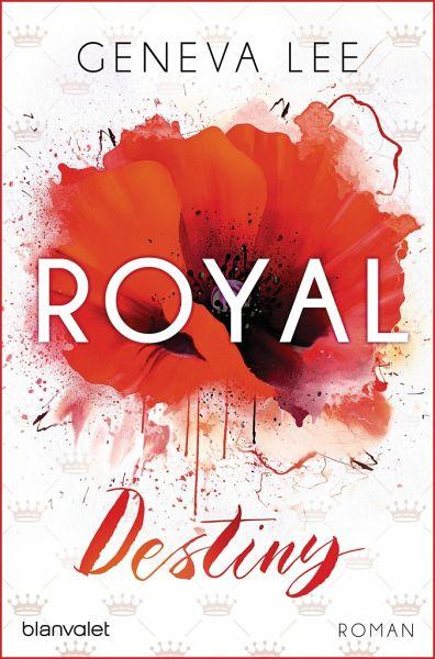 Buch-Reihe Royals Saga von Geneva Lee