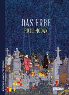Das Erbe / Graphic Novel Paperback Bd.12 - Modan, Rutu