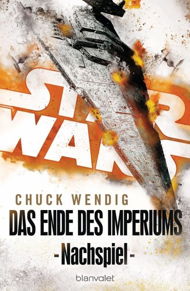 Buch-Reihe Star Wars - Nachspiel Trilogie