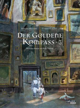 Buch-Reihe Der goldene Kompass
