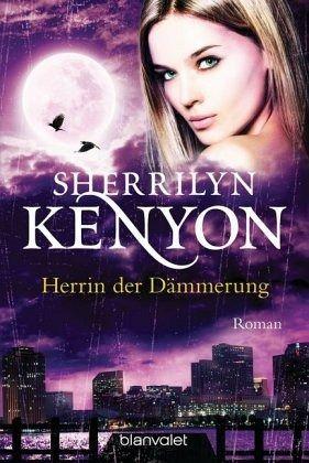 Buch-Reihe Dark Hunter von Sherrilyn Kenyon