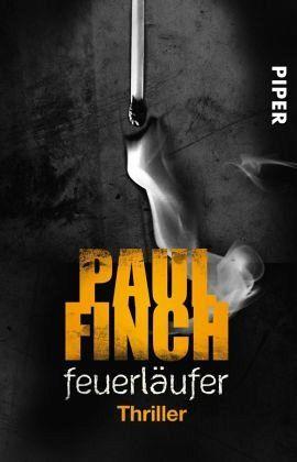 Buch-Reihe Detective Heckenburg von Paul Finch