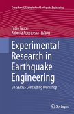Experimental Research in Earthquake Engineering