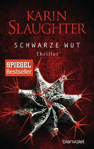 Schwarze Wut / Georgia Bd.5 - Slaughter, Karin