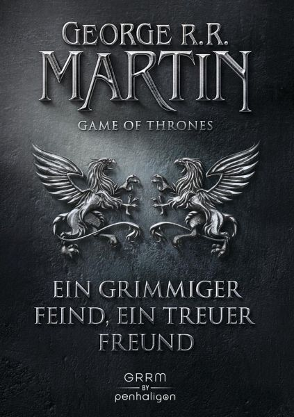 Buch-Reihe Game of Thrones