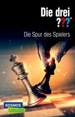 Die Spur des Spielers / Die drei Fragezeichen Bd.169 - Marx, André