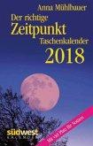 Der richtige Zeitpunkt 2018 Taschenkalender