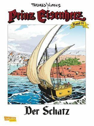Buch-Reihe Prinz Eisenherz