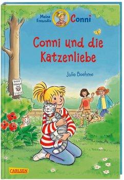 Conni und die Katzenliebe / Conni Erzählbände Bd.29 - Boehme, Julia