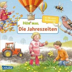 Die Jahreszeiten / Hör mal Bd.21 - Möller, Anne