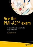 Ace the PMI-ACP® exam
