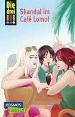 Skandal im Café Lomo! / Die drei Ausrufezeichen Bd.44