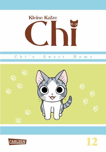 Buch-Reihe Kleine Katze Chi