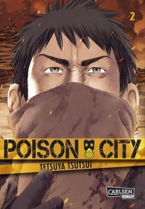 Buch-Reihe Poison City