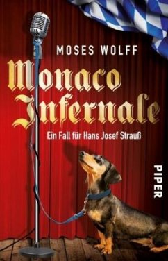 Monaco Infernale / Hans Josef Strauß Bd.2