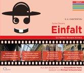 Father Browns Einfalt, 8 Audio-CD