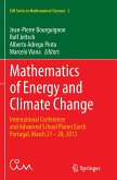 Mathematics of Energy and Climate Change