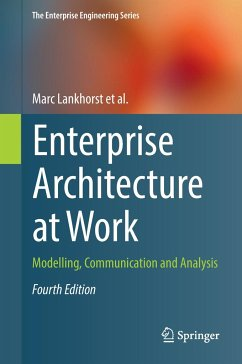 Enterprise Architecture at Work - Lankhorst, Marc