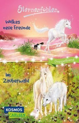 Buch-Reihe Sternenfohlen von Linda Chapman